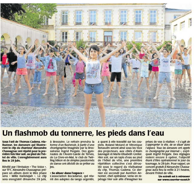 Courrier ouest 2014 06 14