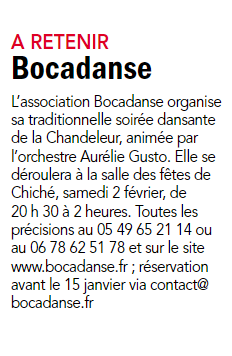 Courrier ouest 2019 01 19